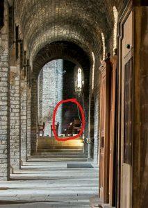 fantasma templario de Ripoll